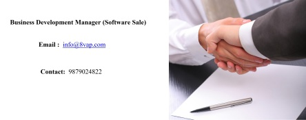 Business Development Manager (Software Sale)